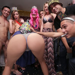 Dare Dorm ™ presents Kaylee Banks in New Years Party