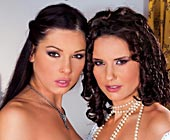 Evelyn Lory And Claudia Rossi Private