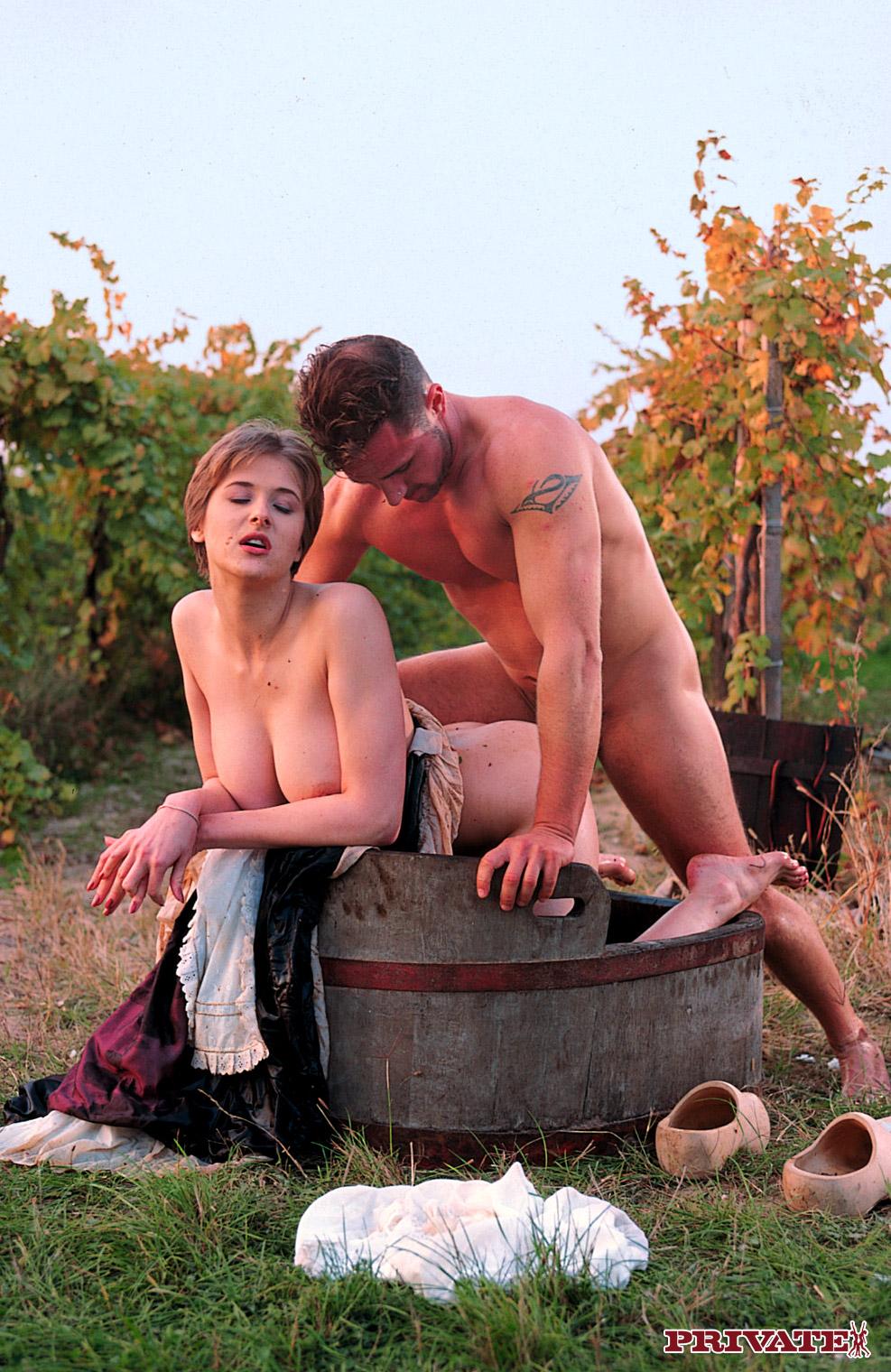 секс фото семьи в деревне