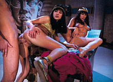 Jessica May Julia Taylor Lucky Cleopatra