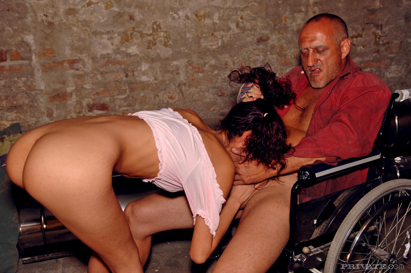 Инвалид Порно Фото Галерея