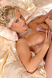 Cindy Dollar gets her holes filled