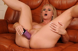 Big titted mature babe got fisted by a younger gal