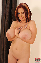 Joanna Bliss showing her big tits