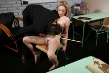 Lily LaBeau in a hardcore maledom fetish action