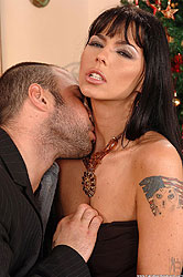 Simony is back in hot anal action