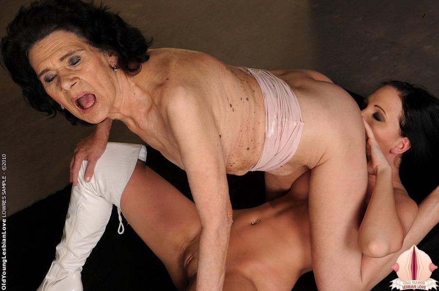 Granny Lick