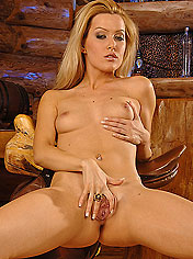 Sophie Moone in another super hot fingering scene
