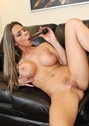 Busty and Beautiful Rachel Roxxx Solo