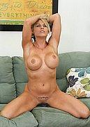 Charisma Capelli fucking her tight pussy solo LIVE