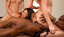 PRIVATE- Interracial Swinger Party