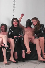 FunMovies Three German amateurs fucking their male sex slaves