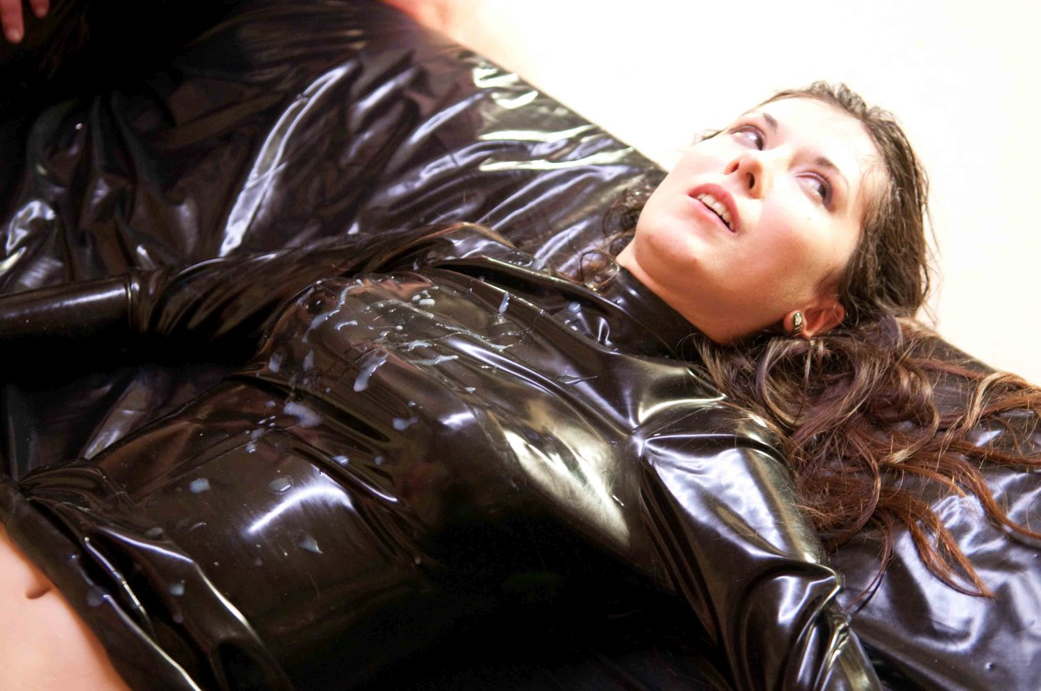 latex sex Amateur