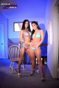 Jessica Jaymes and London Keyes fuck each other