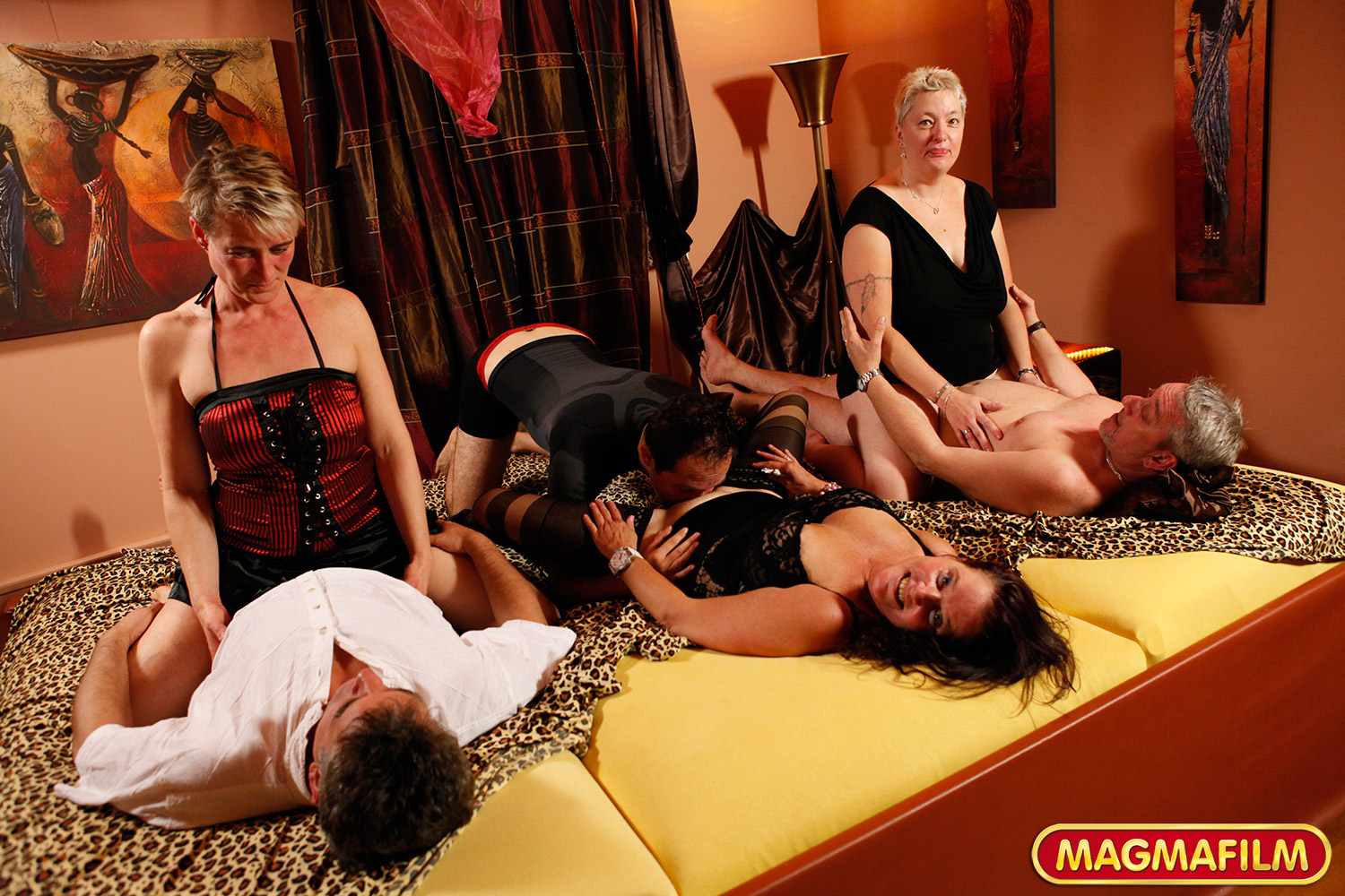 Ten Women To Every Man, A Black Market In Viagra, And A Thriving Swingers Scene