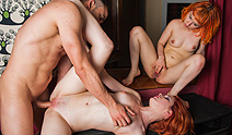 PRIVATE- Amarna Miller and Eris Maximo Fucked by a Slick Producer