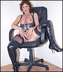 Old British Whore shagged by this horny senior office clerk