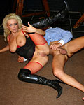 Filthy blonde whore gets stuffed hard by a horny senior