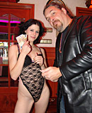 Slutty amsterdam hooker deepthroats a german guy his cock
