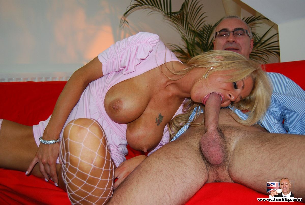 image British blonde slut gets fucked after internet dating