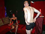 German tourist loves to fuck some mature pussy in Amsterdam