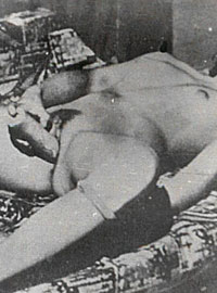 Several sexual photographs of vintage hardcore positions