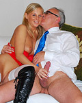 Very sexy babe banged doggystyle by a horny english guy