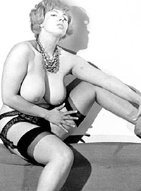 Willing girls showing their vintage boobs in the fifties