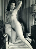 Real vintage naked amateur photographs from the fifties