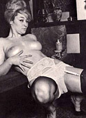 Vintage hairy nude home made pictures from the fourties