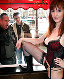 A pretty prostitute fucked hardcore by client in amsterdam