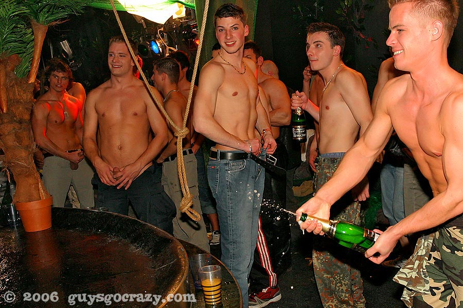 Banana guide gay party cock all fine things