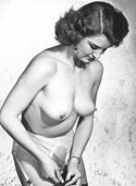 Pretty vintage naked professional models in the eighties