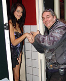 Hot amsterdam prostitutes shagged by horny fellows hard