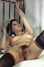 Sixties stockings