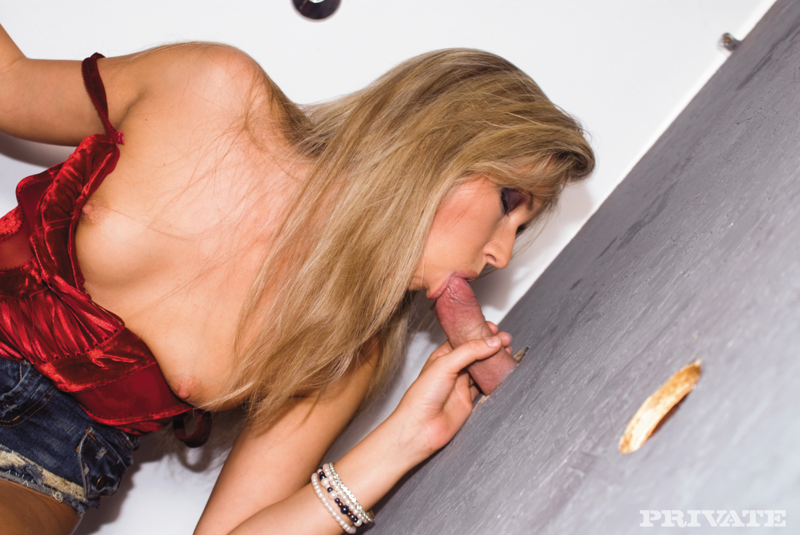 Private glory hole
