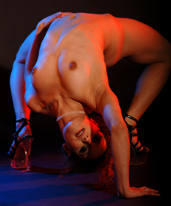 Explicite-art´s girls having acrobatic sexual activities