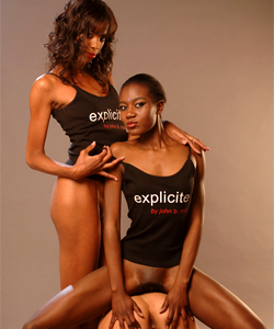 Gallerie special black beauties from explicite-art!