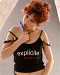Gallerie special redhead Explicite-art´s girls!