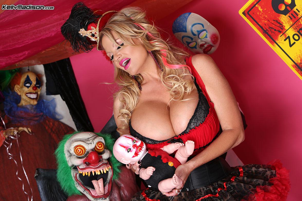 Halloween Porn Big Tits