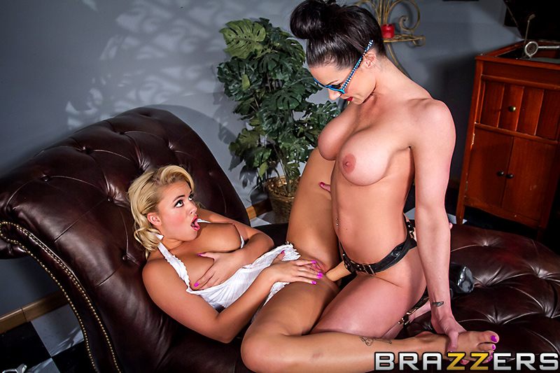 Brazzers hot and mean gigi allens and stevie shae bond