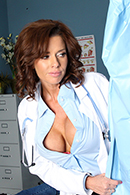 Dicking Down the Doctor starring Veronica Avluv from Doctor Adventures - BRAZZERS