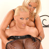 Laura M & Lucy Love having hot sex