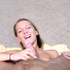 Teen fucking and sucking on some public road naked movie