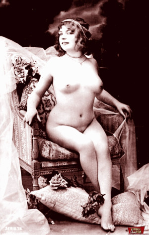 Several vintage Exotic performers in the early twenties