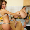 Sofie - Kitchen Fisting Porn Party