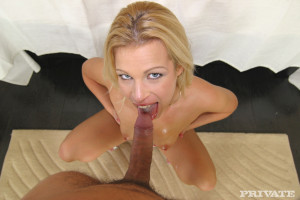 PRIVATE- Dominica Dolce Enjoys Herself at Her Sex Audition during a Cock Riding