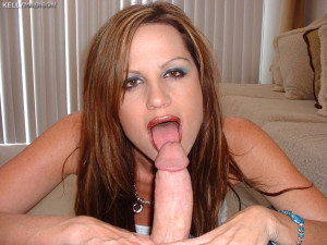 Kelly just cant deny it, she craves cock and will get it whenever she wants!
