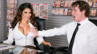 Devilsfilm presents Big Tit Office Chicks #02 starring Robby Echo, Raven Hart.