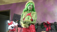 Burningangel presents Behind How The Grinch Gaped Christmas starring Joanna Angel, Krissie Dee, Small Hands, Xander Corvus, Michael Vegas, Amber Ivy.